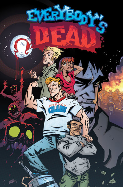 Image: Everybody's Dead SC  - IDW Publishing