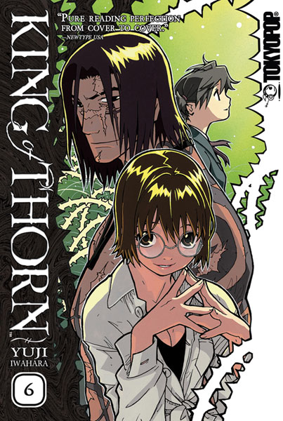 Image: King of Thorn Vol. 06 SC  - Tokyopop