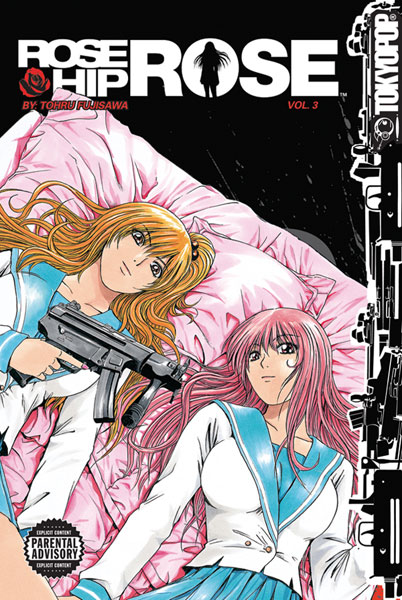 Image: Rose Hip Rose Vol. 03 SC  - Tokyopop