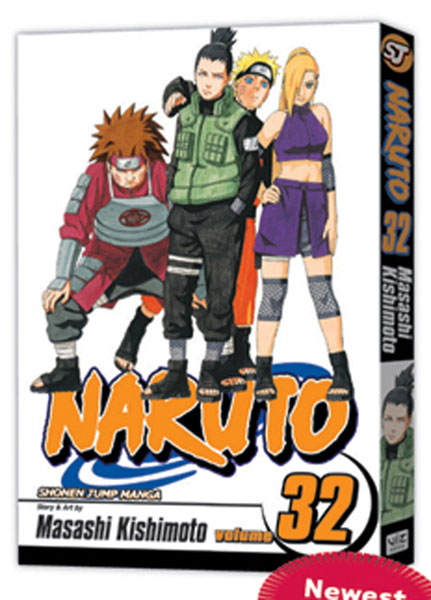 Image: Naruto Vol. 32 SC  - Viz Media LLC