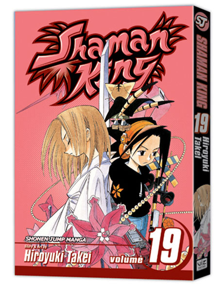 Image: Shaman King Vol. 19 SC  - Viz Media LLC