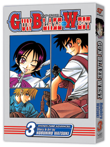 Image: Gun Blaze West Vol. 03 SC  - Viz Media LLC