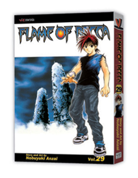 Image: Flame of Recca Vol. 29 SC  - Viz Media LLC