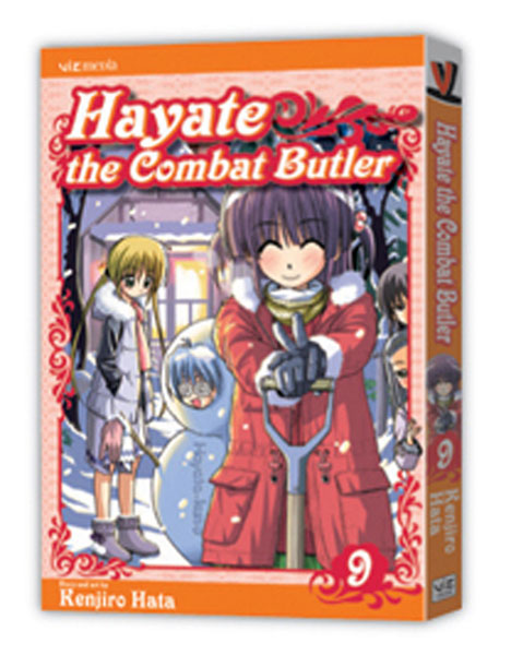 Image: Hayate the Combat Butler Vol. 09 SC  - Viz Media LLC