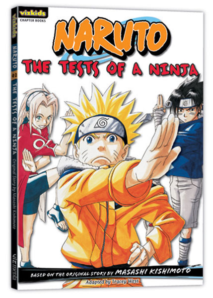 Image: Naruto Chapter Book 02: The Tests of a Ninja SC  - Viz Media LLC