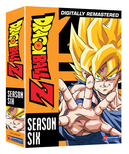 Image: Dragonball Z Season 07 Remastered Complete Uncut Box Set  (DVD) -
