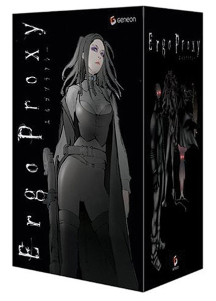Image: Ergo Proxy Complete Box Set  (DVD) -