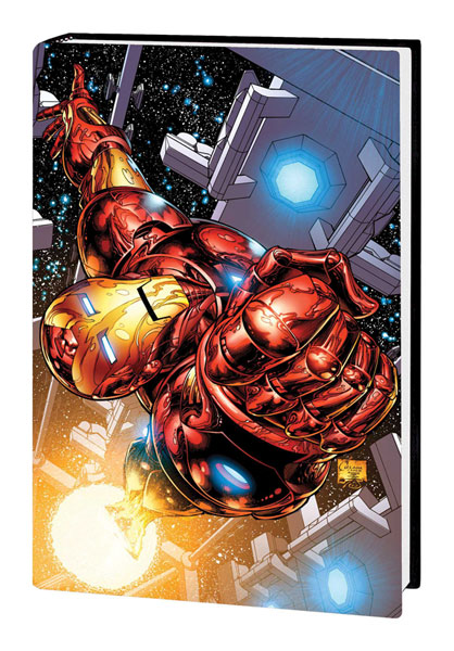 Image: Invincible Iron Man Vol. 01: The Five Nightmares HC  - Marvel Comics