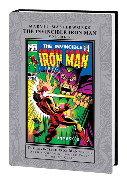 Image: Marvel Masterworks: Invincible Iron Man Vol. 05 HC  - Marvel Comics