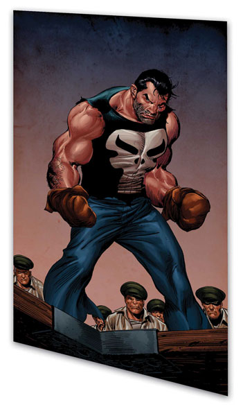 Image: Punisher: Barbarian with a Gun SC  - Marvel Comics