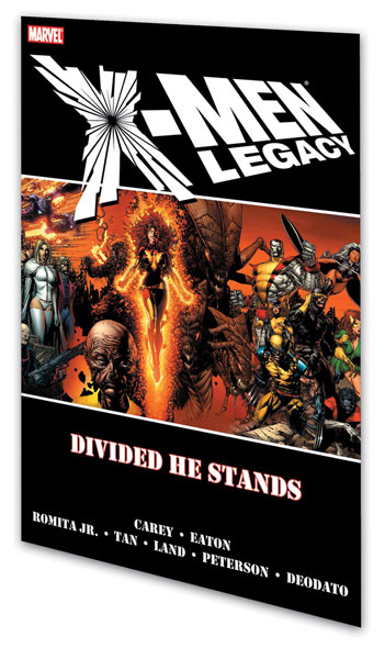 Image: X-Men: Legacy - Divided He Stands SC  - Marvel Comics