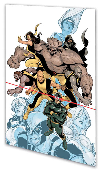 Image: Young X-Men Vol. 01: Final Genesis SC  - Marvel Comics