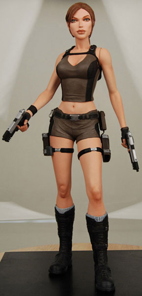 Image: Tomb Raider: Underworld Lara Croft Figure  -