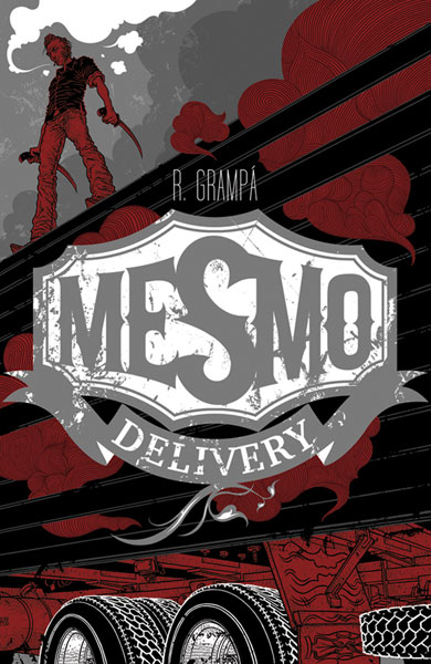 Image: Mesmo Delivery Vol. 01 GN  - Adhouse Books