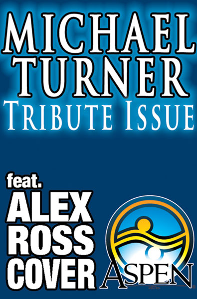 Image: Tribute to Michael Turner SC  - Aspen MLT Inc