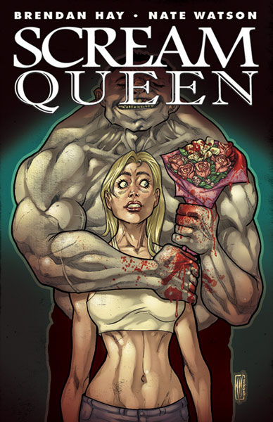 Image: Scream Queen SC  - Boom! Studios