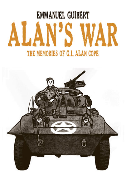 Image: Alan's War SC  - :01 First Second
