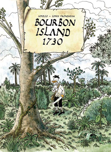 Image: Bourbon Island 1730 GN  - :01 First Second