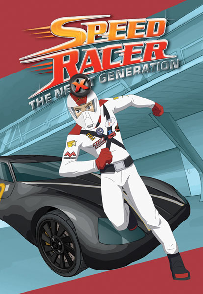 Image: Speed Racer: The Next Generation Animated Vol. 02 SC  - IDW Publishing