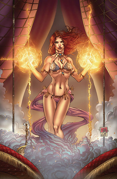 Image: Grimm Fairy Tales #33 - Zenescope Entertainment Inc