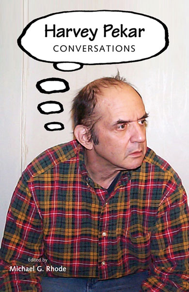 Image: Harvey Pekar: Converstions SC  -