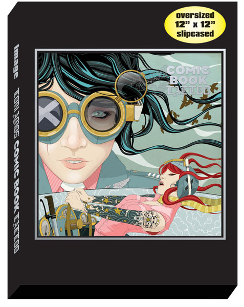 Image: Comic Book Tattoo HC  (Special ed.) - Image Comics