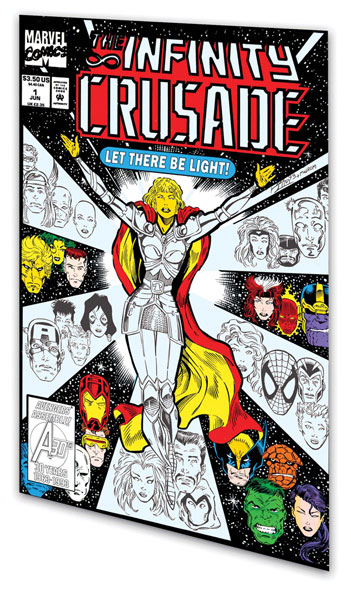 Image: Infinity Crusade Vol. 01 SC  - Marvel Comics