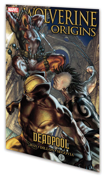 Image: Wolverine: Origins Vol. 05 - Deadpool SC  - Marvel Comics