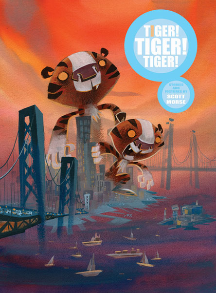 Image: Tiger! Tiger! Tiger! Vol. 01 HC  - Adhouse Books