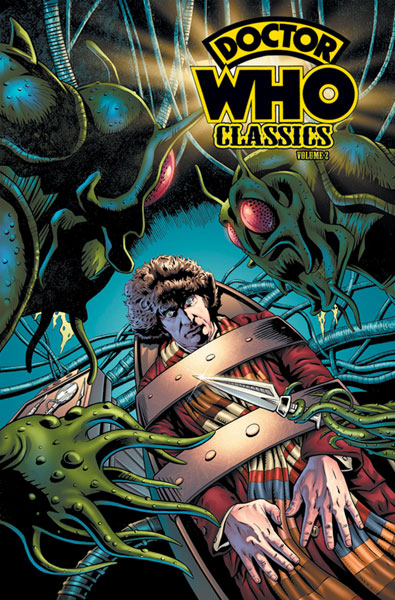 Image: Doctor Who Classics Vol. 02 SC  - IDW Publishing