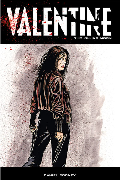 Image: Valentine Vol. 03: Killing Moon SC  - Red Eye Press