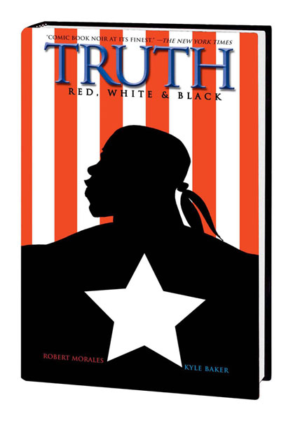 Image: Captain America: Truth HC  - Marvel Comics