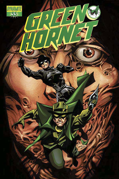 Green Hornet #33 (2-cover set)