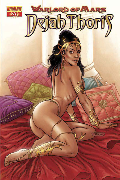 Warlord of Mars: Dejah Thoris #20 (2-cover set)