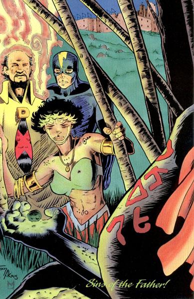 Elementals Vol. 2 #24 - Comico