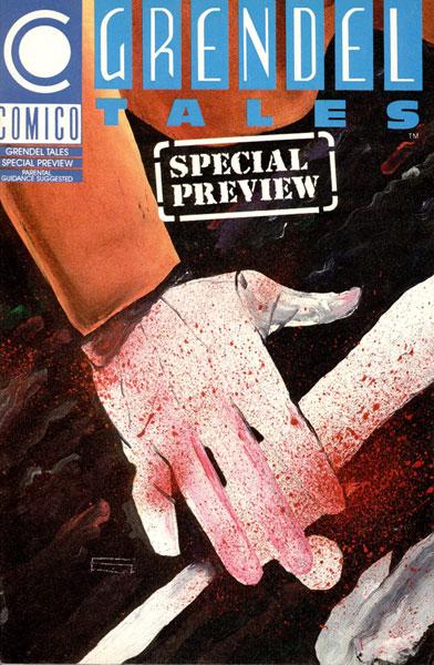 Grendel #40 - Comico