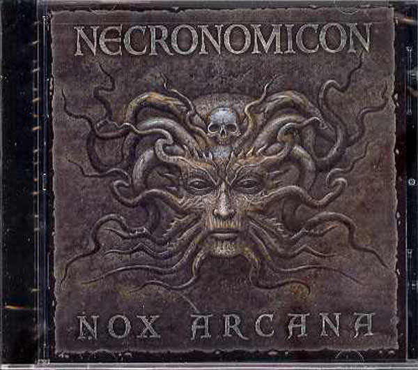 Image: Nox Arcana: Necronomicon  (CD) -