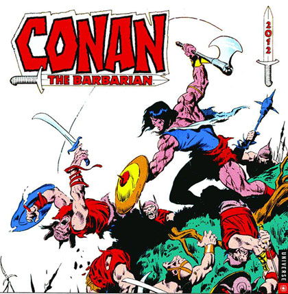 conan the barbarian comic book. Some of the classic comic book