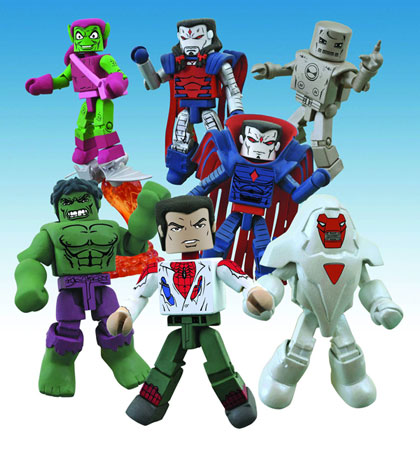 Image: Marvel Minimates Series 41 Assortment