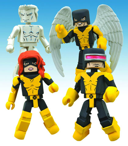 Image: Marvel Minimates Box Set: X-Men First Class