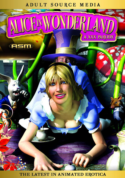 DVD (ADULT) - Westfield Comics - premier new comic book mail order ...: westfieldcomics.com/comic-books/Alice-in-Wonderland-A-XXX-Parody...