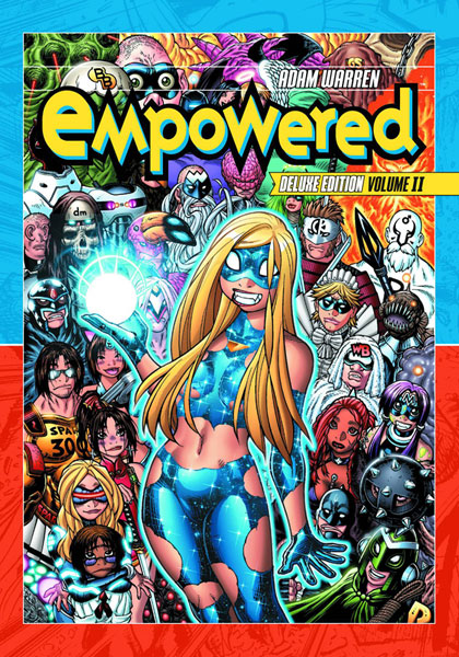 Image: Empowered Deluxe Edition Vol. 02 HC