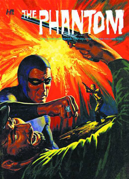 Image: Phantom Complete Series: The Gold Key Years Vol. 02 HC  - Hermes Press