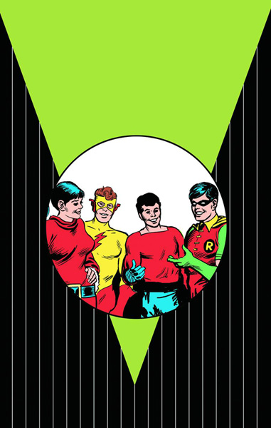 Silver Age Teen Titans Archives Vol. 2
