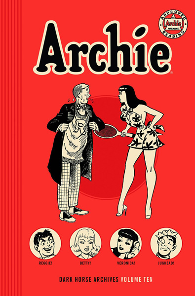 Archie Archives Volume 10