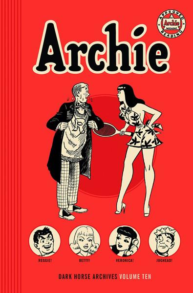 Archie Archives Volume 10