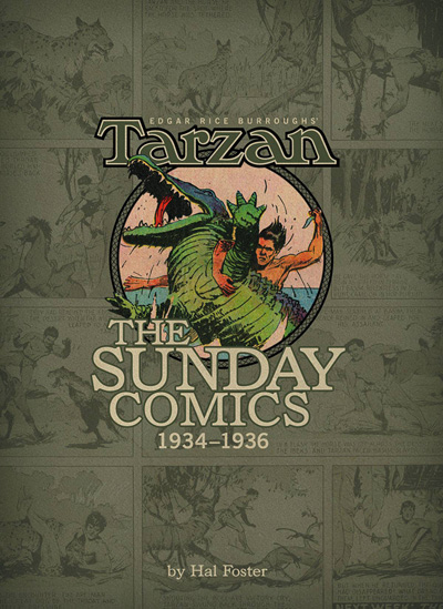 Edgar Rice Burroughs' Tarzan: The Sunday Comics Volume 2: 1934-1936
