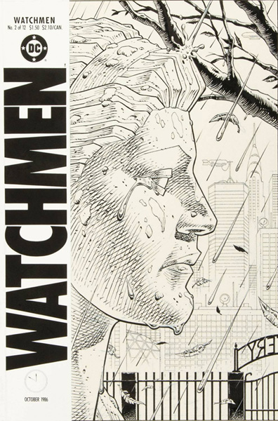 Dave Gibbons' Watchmen: Artifact Edition