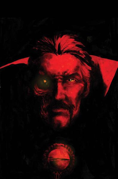 Doctor Strange steps into the spotlight in New Avengers Annual #1