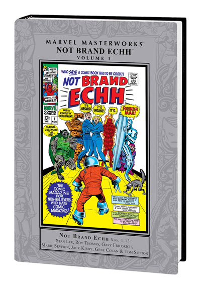 Marvel Masterworks: Not Brand Echh Vol. 1